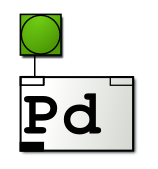 puredata logo