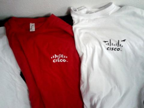 Cisco shirts NSA 911